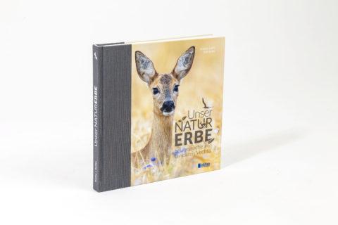 """Neues Buch erschienen: """"Unser Naturerbe"""""""