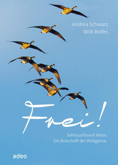 Frei! – Neues Buch erschienen