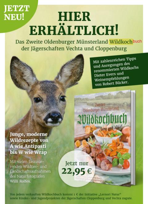 Bildkochbuch Oldenburger Münsterland erschienen