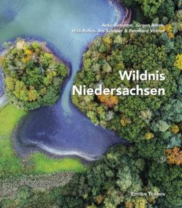 Buchcover Wildnis Niedersachsen