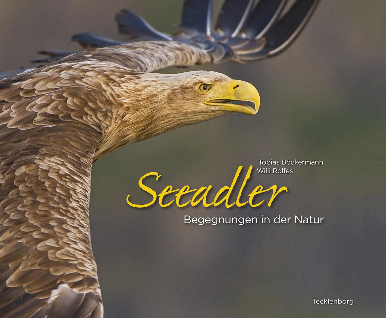 Buchcover Seeadler